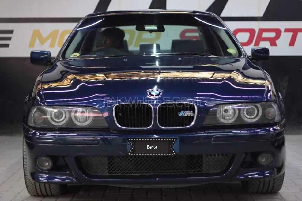 BMW 5 Series - 2000 Beemer Image-1