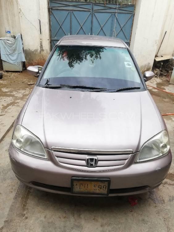 Honda Civic - 2003 old baby Image-1