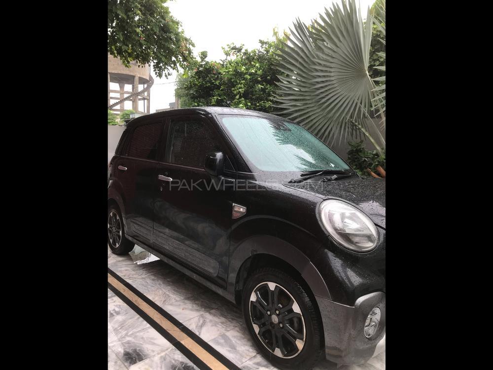Daihatsu Cast Activa G Turbo  2015 Image-1