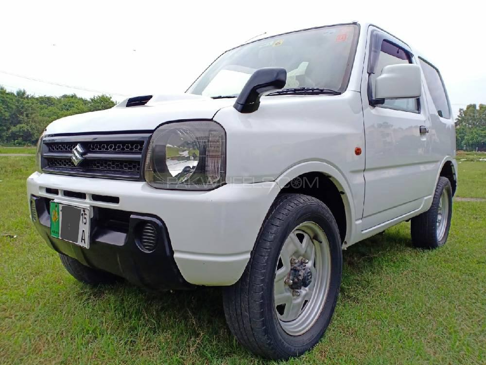 Suzuki Jimny 2010 Image-1