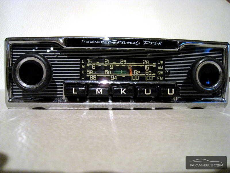 Mercedes Benz Parts Online >> Mercedes Benz 190SL Radio Becker Grand Prix for sale in ...