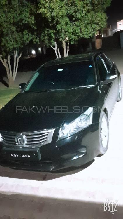 Honda Accord Type S Advance Package 2010 Image-1