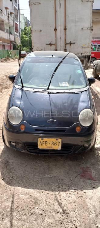 Chevrolet Exclusive 2003 Image-1