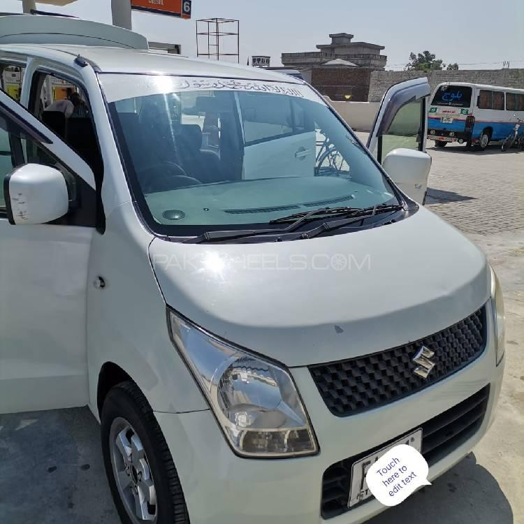 Suzuki Wagon R FT Limited 2012 Image-1