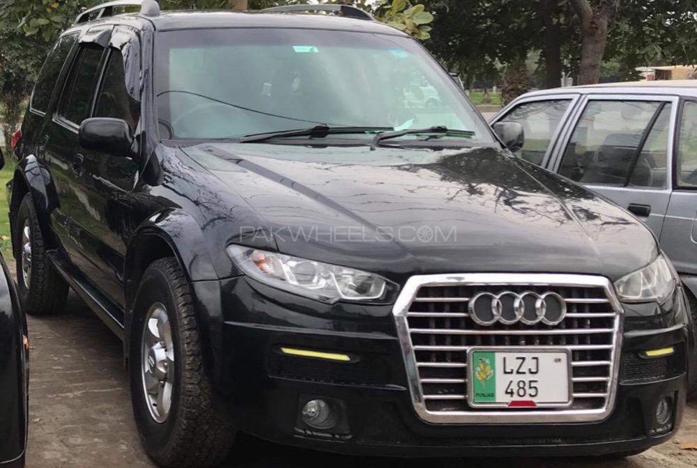 Audi Q7 - 2015  Image-1