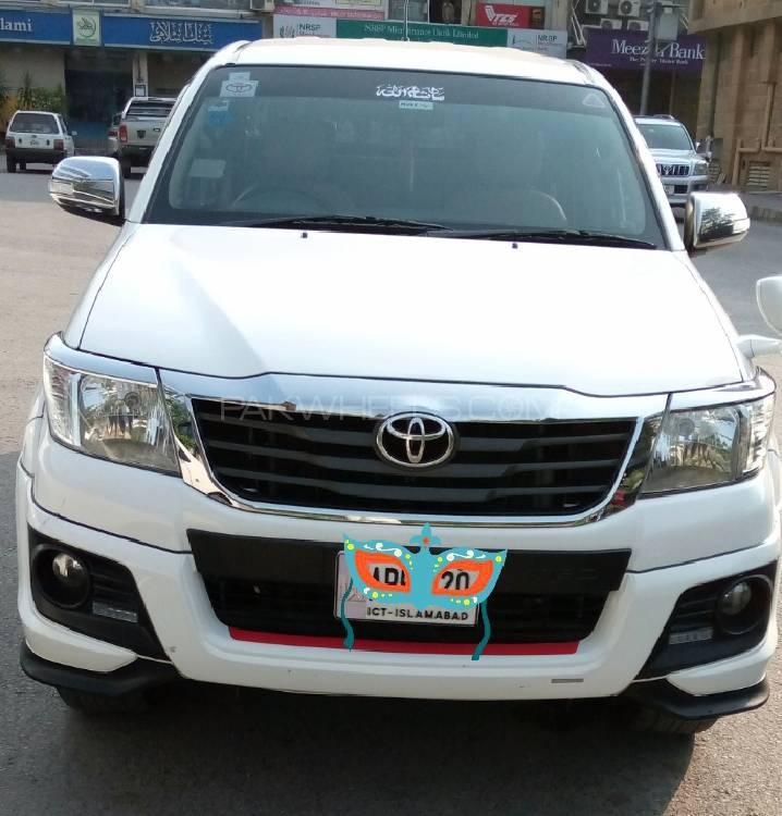 Toyota Hilux Vigo Champ TRD Sportivo  2016 Image-1
