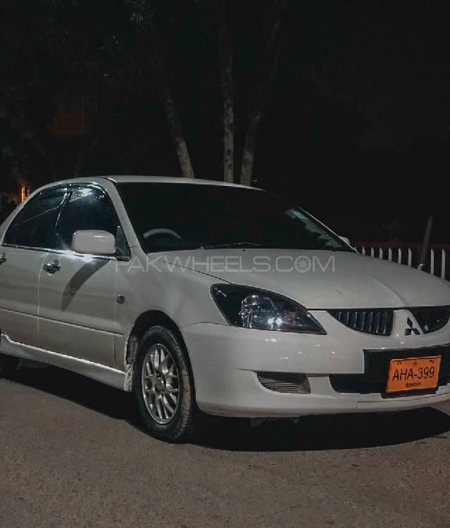 Mitsubishi Lancer GLX Automatic 1.6 2005 Image-1