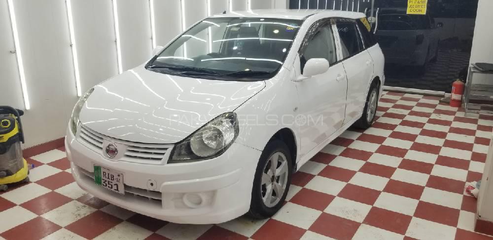 Nissan AD Van 1.3 GX 2007 Image-1
