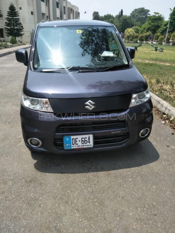 Suzuki Wagon R Stingray X 2015 Image-1