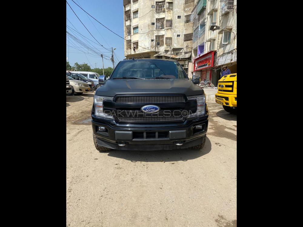 Ford F 150 2018 Image-1