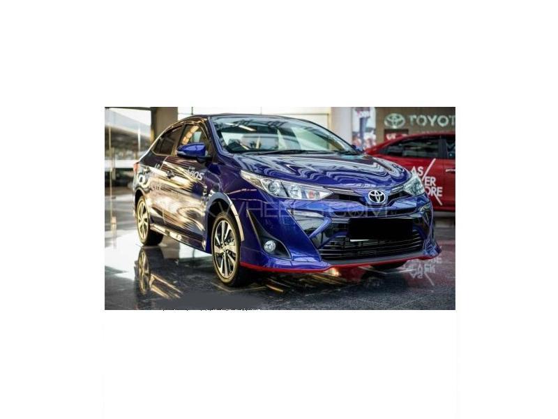 Toyota Yaris 2020 Body Kit Image-1