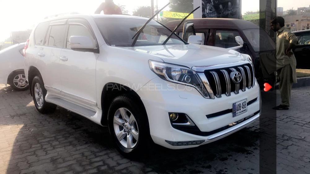 Toyota Prado - 2017  Image-1