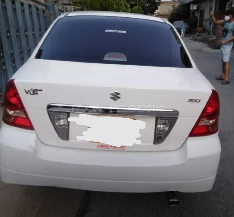 Suzuki Liana 2011 Image-1