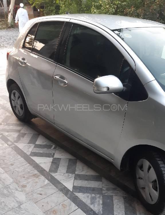 Toyota Vitz B S Edition 1.0 2008 Image-1