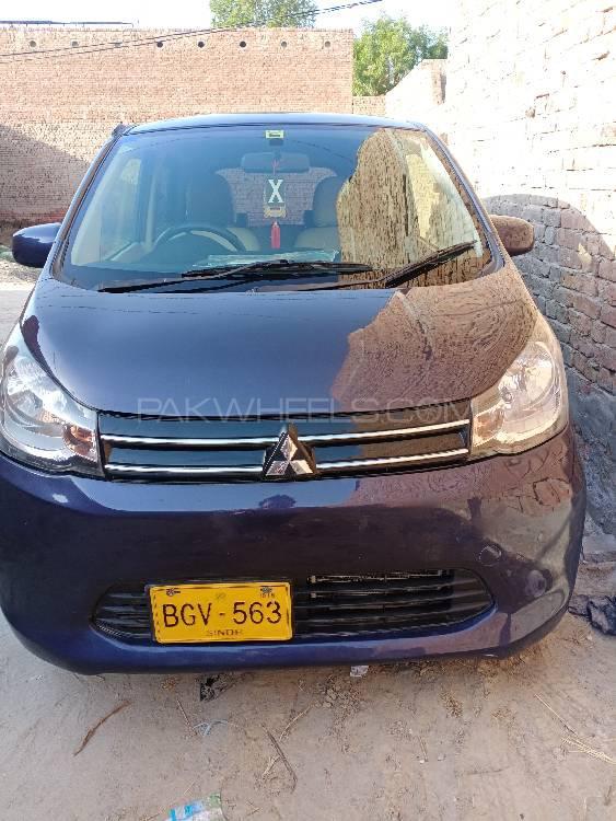 Mitsubishi Ek Wagon - 2016 imtiaz. Image-1