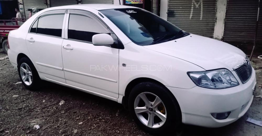 Toyota Corolla X Assista Package 1.5 2004 Image-1