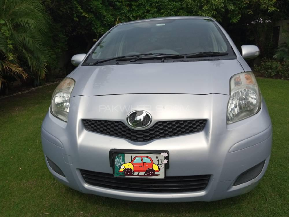 Toyota Passo G F Package 2010 Image-1