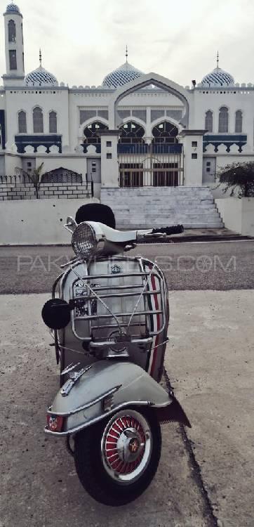 Vespa  PIAGGIO - 1972 Veena Image-1