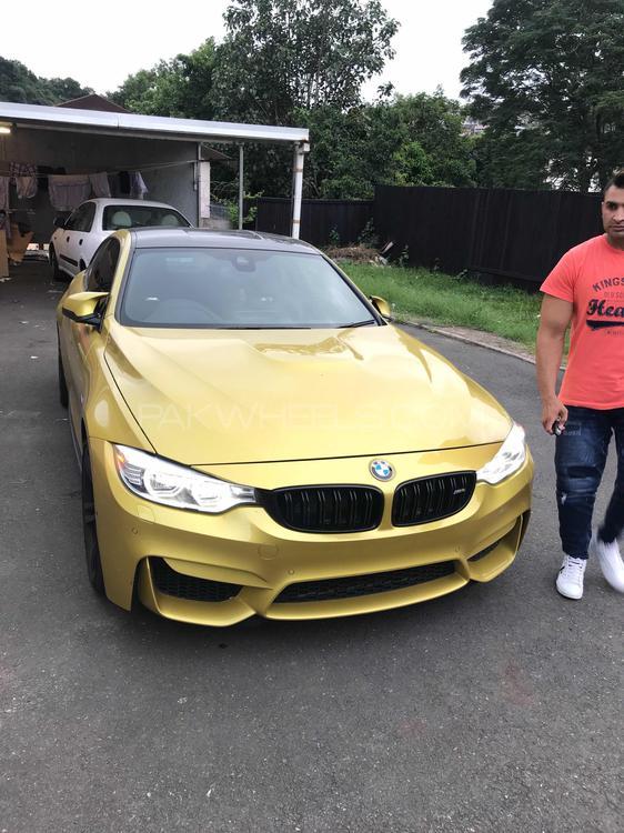 BMW M Series - 2018 Mr.TARIQ Image-1