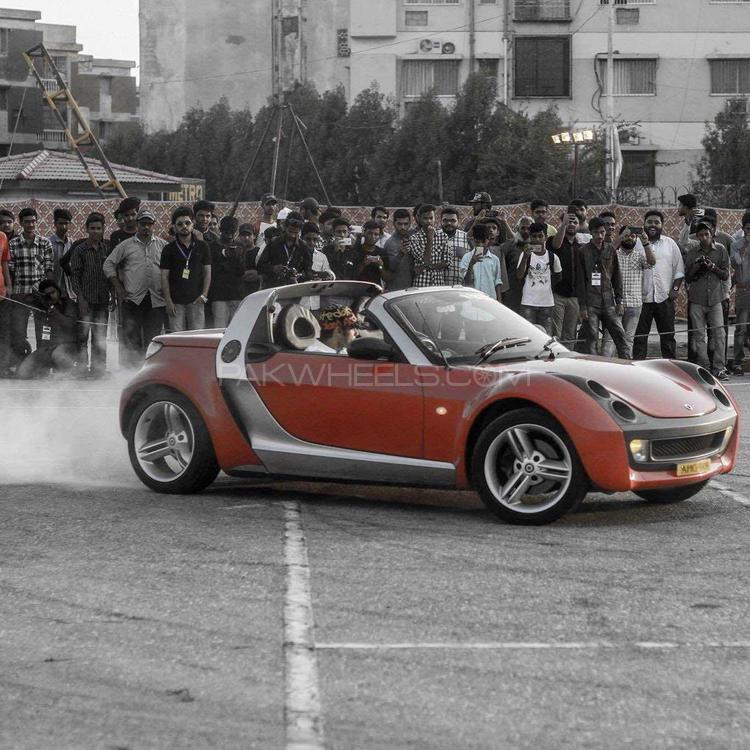 Mercedes Benz Smart - 2004 kim Image-1