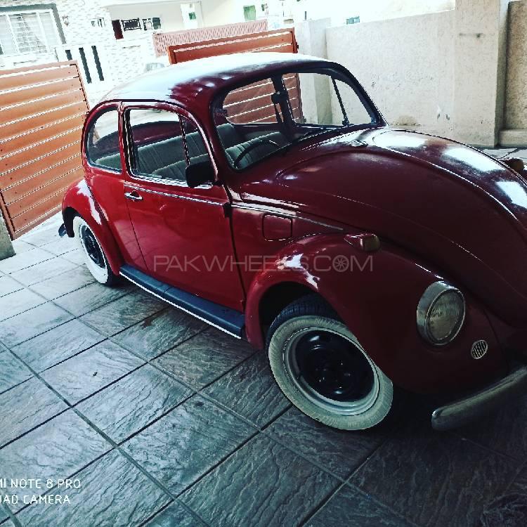 Volkswagen Beetle - 1969 volkswagen beetle Image-1