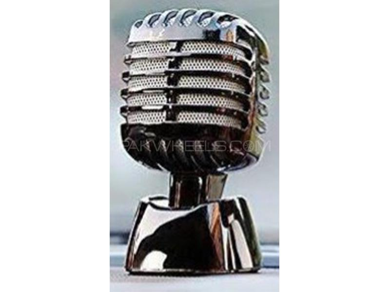 Microphone Style Perfume - Black Image-1
