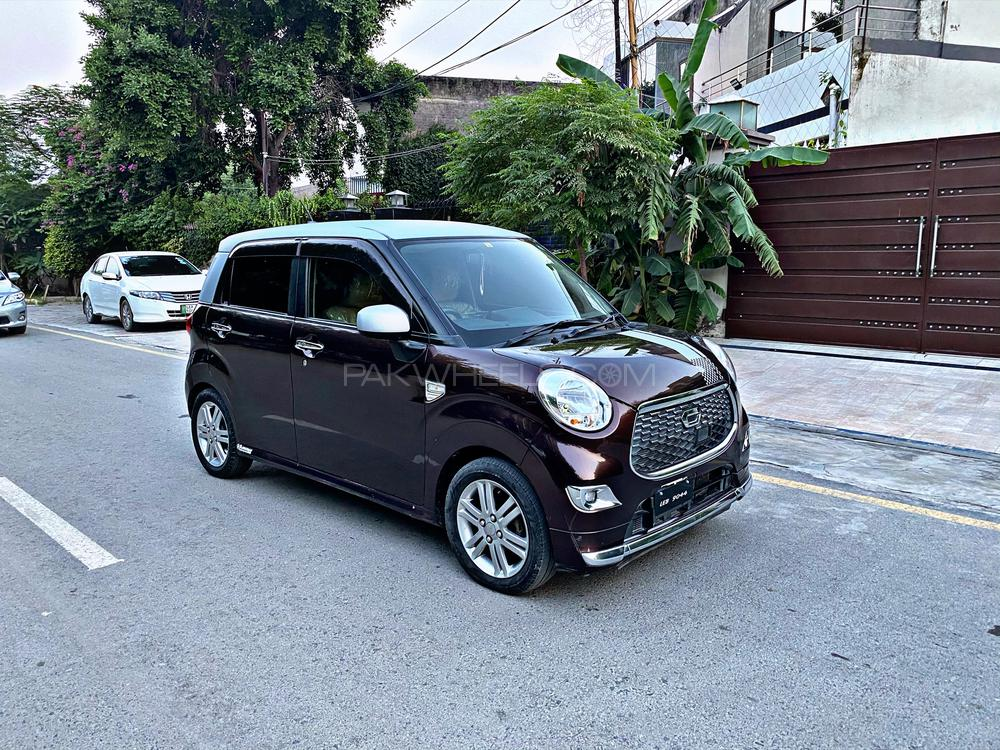 Daihatsu Cast Style G Model Year 2016 Import and Registered 2017 Multimedia Steering Eco Idle Engine  Alloy Wheels LED Head Lamps And much more
