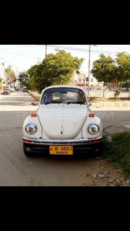 Volkswagen Beetle - 1973  Image-1