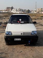 Suzuki Mehran - 2019