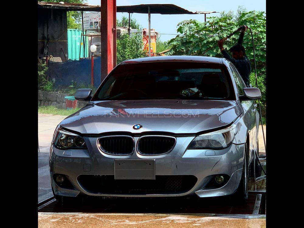 BMW / بی ایم ڈبلیو 5 سیریز 530d 2005 Image-1
