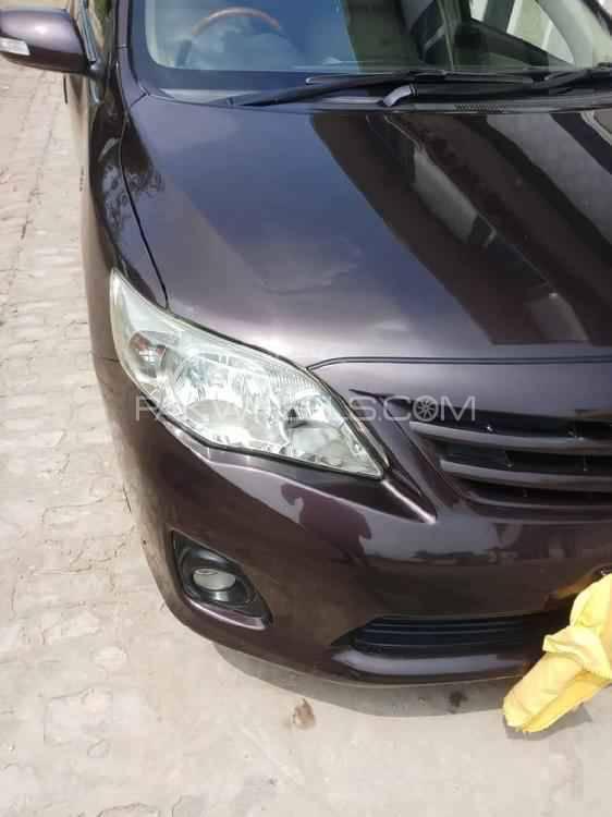 Toyota Corolla Altis Cruisetronic 1.6 2013 Image-1