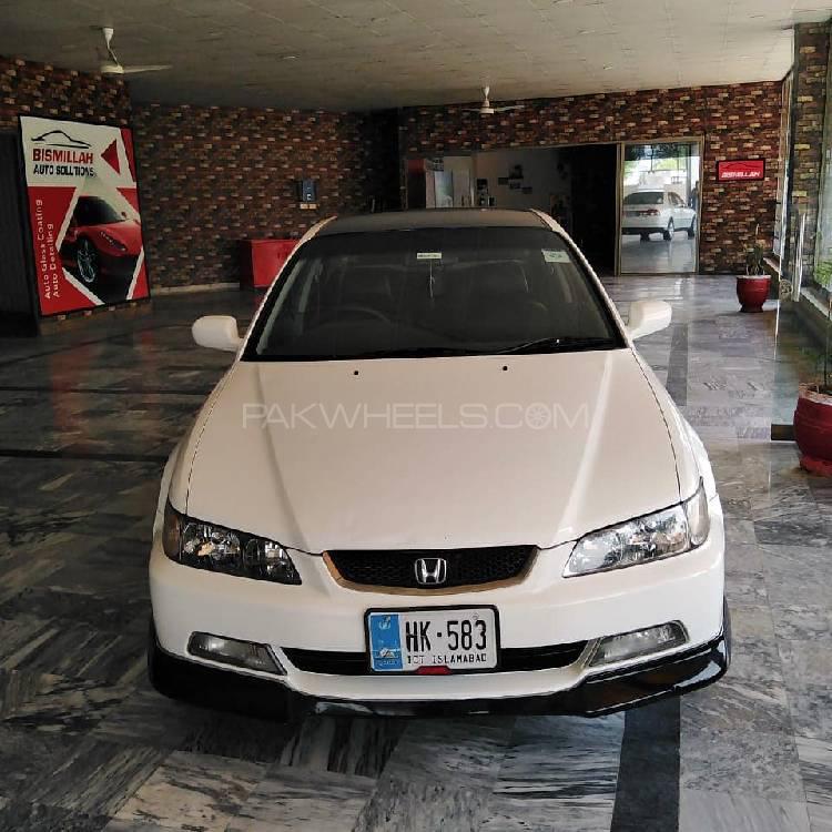 Honda Accord 2006 Image-1