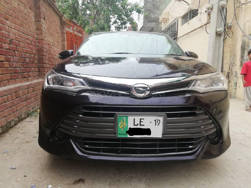 Toyota Corolla Fielder 2018 Image-1