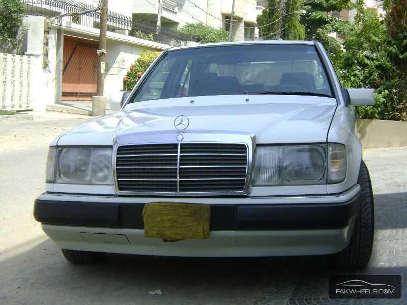 Mercedes benz e class e230 1992 for sale in karachi for Mercedes benz e230