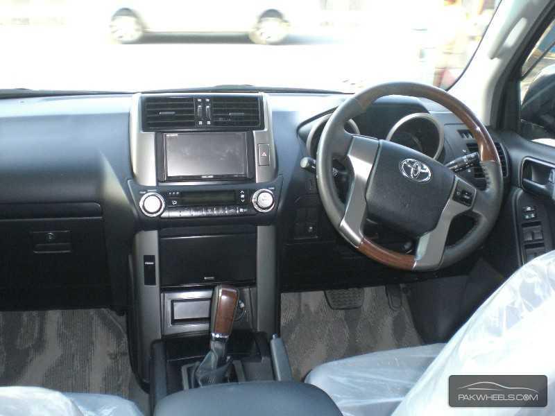 Toyota Prado TX Limited 2.7 2009 Image-8