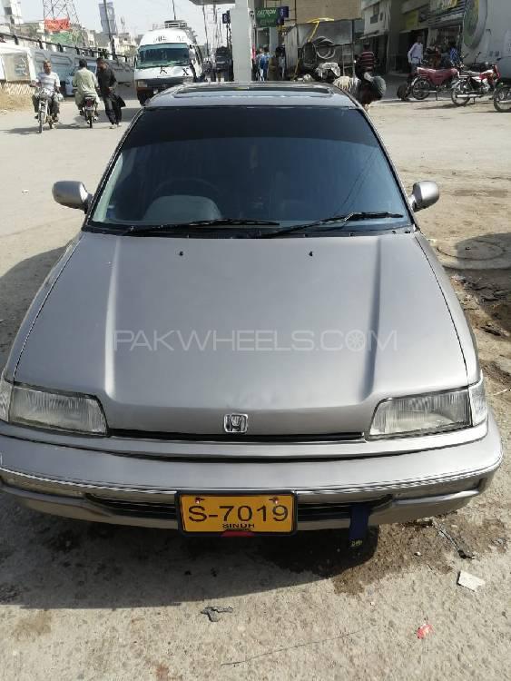 Honda Civic EXi 1990 Image-1