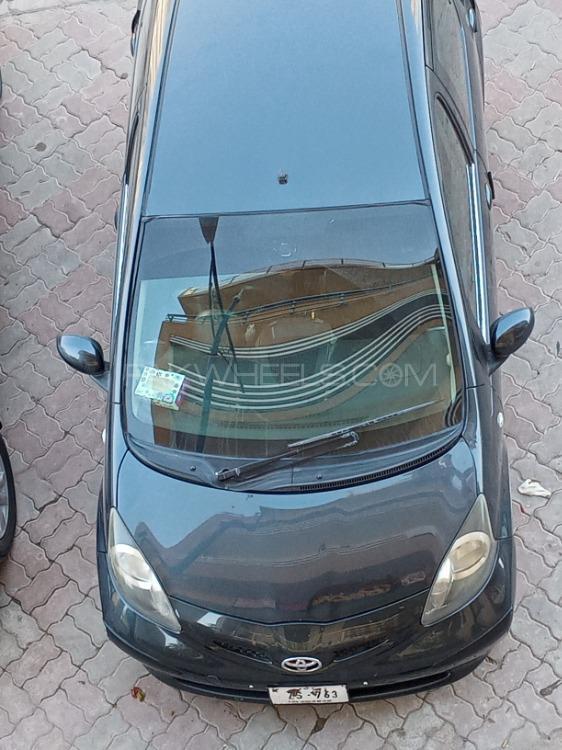 Toyota Aygo 2008 Image-1