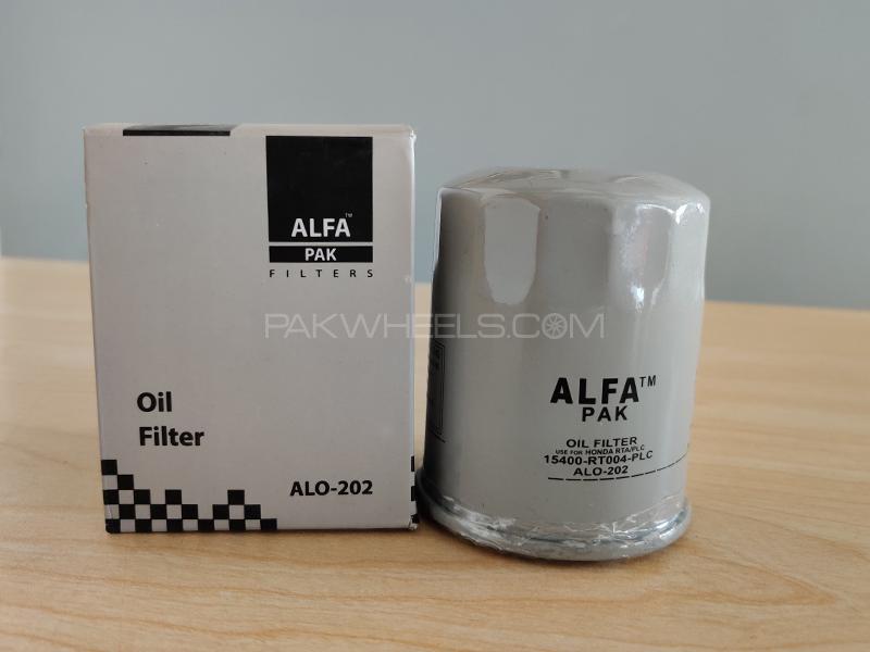 Suzuki Wagon R 2014-2020 Alfa Oil Filter  Image-1