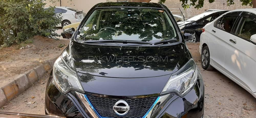 Nissan Note 15 BROWNIE INTERIOR 2016 Image-1