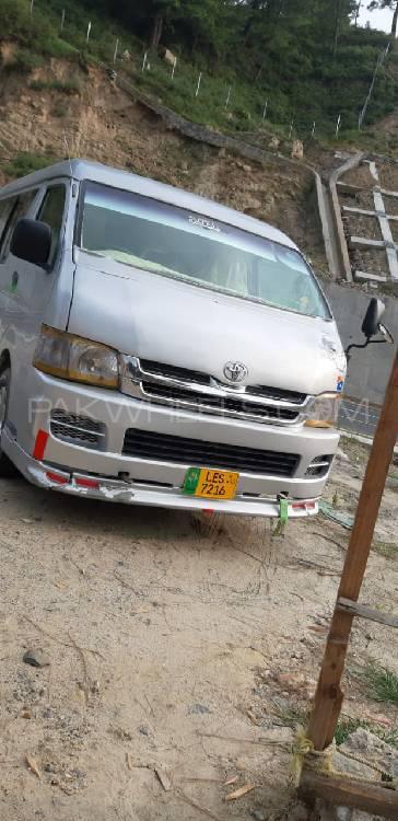 Toyota Hiace TRH 214 2008 Image-1