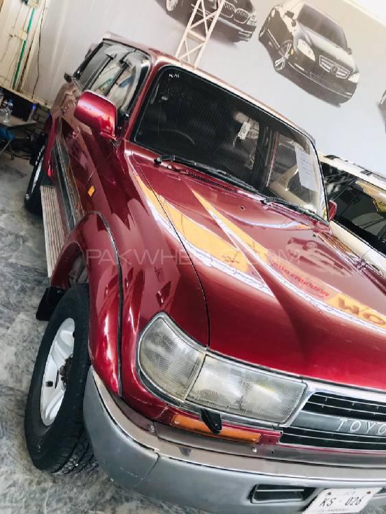Toyota Land Cruiser VX Limited 4.2D 1991 Image-1
