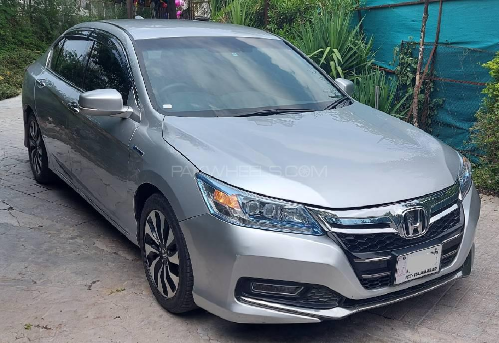 Honda Accord Hybrid 2013 Image-1