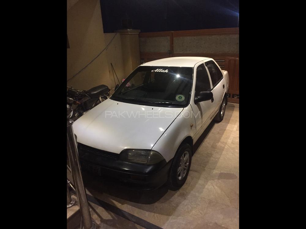 Suzuki Margalla GL 1992 Image-1
