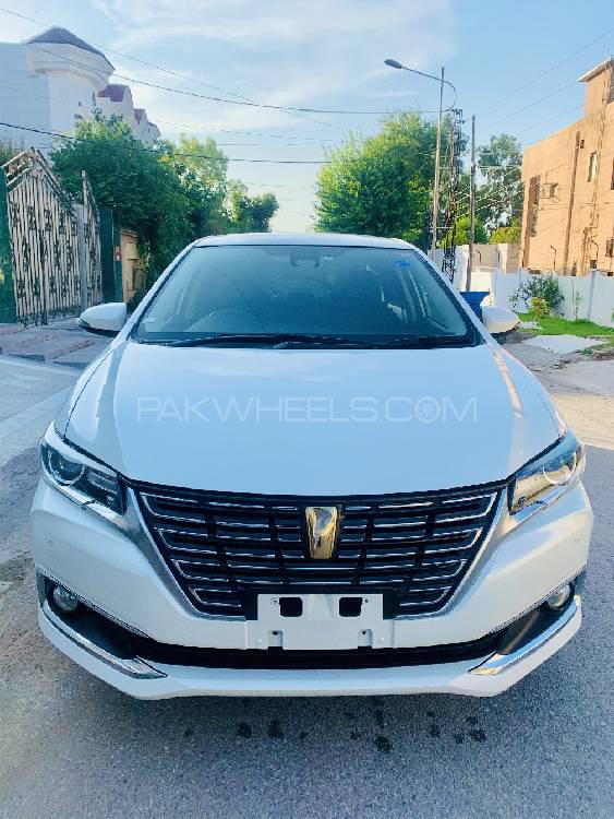 Toyota Premio F L Package Prime Selection 1.5 2017 Image-1