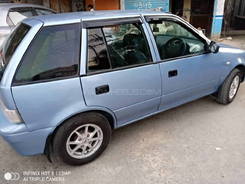 Suzuki Cultus VX (CNG) 2001 Image-1