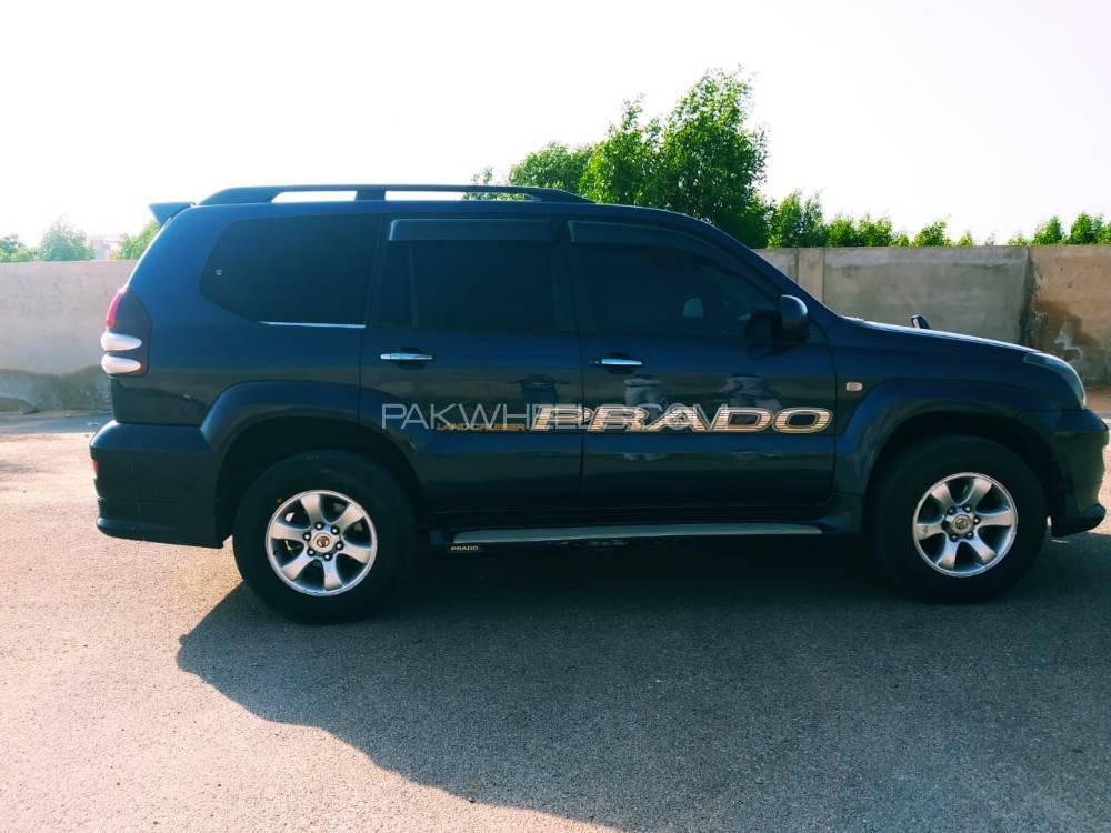 Toyota Prado TZ G 3.4 2002 Image-1