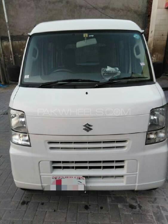 Suzuki Every GA 2019 Image-1