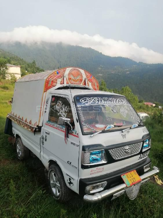Suzuki Ravi 2018 Image-1