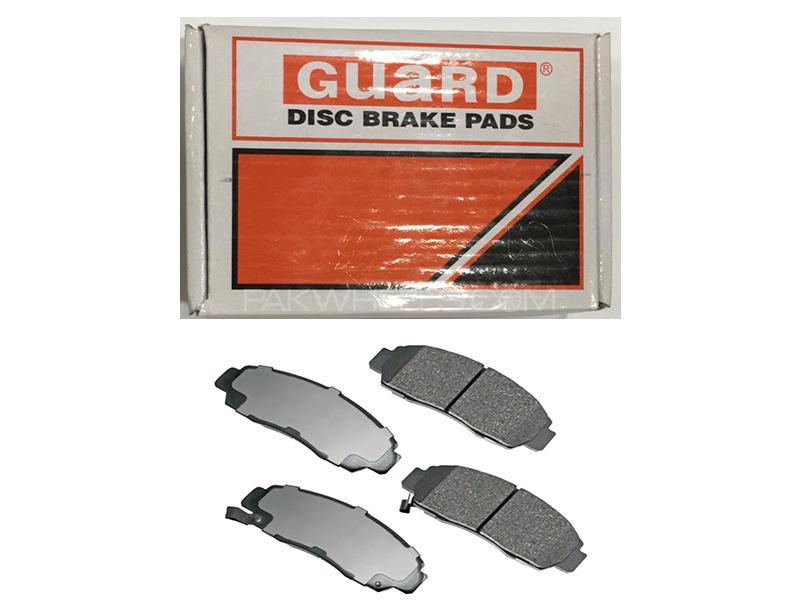 Guard Front Brake Pad For Suzuki Mehran 1988-2019 - P-183 Image-1