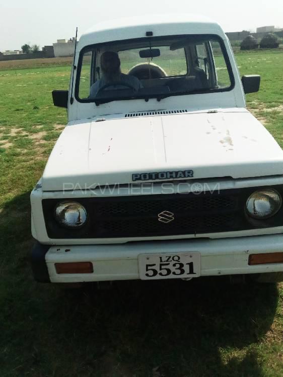 Suzuki Potohar 2005 Image-1